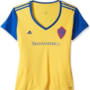Colorado Rapids Climacool Replica MLS Jersey L MLS